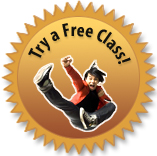 Try a Free Karate Class