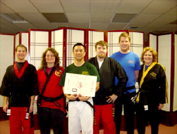 Louisville Karate Black Belts