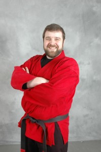 Master Alan White - 5th Degree Black Belt