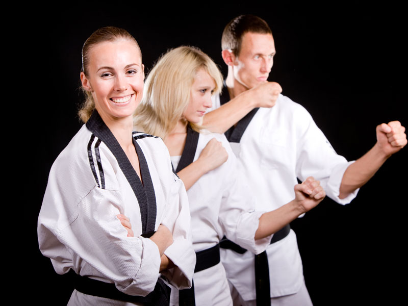 Family Karate Class